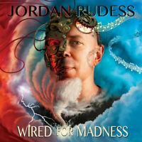 Jordan Rudess Wired for madness CD Digipak DREAM THEATER  Dixie Dregs