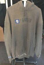 SPARCO www.sparco Gray Hoodie Sweat Shirt, XXL