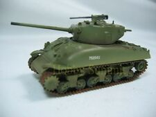 1/72 US SHERMAN M4A1 (76)W TANK  7th Armored Brigade   Finished Model !