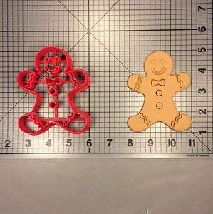 Christmas - Gingerbread Man 104 Cookie Cutter