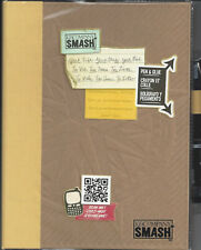 K&Company Smash Book - International Style Journal -  Pen/Glue Stick - NEW