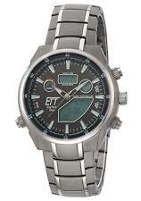 ETT ECO TECH TIME Solar Drive Herren-Funkuhr Aquanaut II EGT-11339-60M
