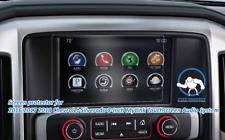 """Tuff Protect Clear Screen Protectors for 2016 2017 2018 Chevrolet Silverado 8"""""""