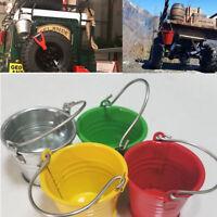 1/10 Model Realistic Metal Bucket For RC Crawler AXIAL CC01 SCX10 TF2 Accessory