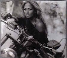Jennifer Lopez-Im Real Promo cd single