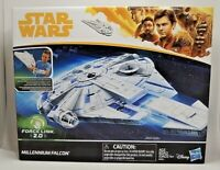 Hasbro Star Wars SOLO Force Link 2.0 Millennium Falcon with Escape Craft NEW