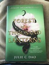 Julie C. Dao Signed First Edition Forest Of A Thousand Lanterns Very Good Cond
