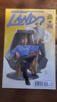 STAR WARS: LANDO #2 1st APP OF CHANATH CHA  First Print 2015