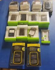 NIP Lot of 33 BLACKBERRY BOLD 9700 and 9780 Cell Phone Cases ALL NEW