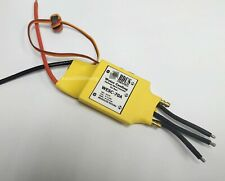 k076B- 1x 70A Brushless ESC w/ Water Cooling plate (w/Reverse) for RC Speed Boat