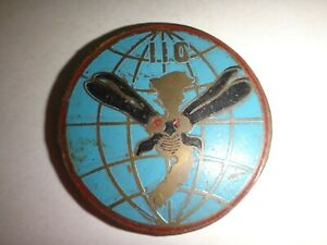 Arvn Air Force 110th Recon Groupe Vietnam Guerre Beercan Insignes