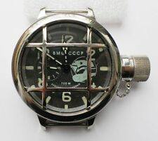 RUSSIAN USSR SUBMARINE MILITARY NAVY DIVER WATCH WRISTWATCHES DIVING 69