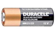 1 batterie MN21 12V alkaline DURACELL A23 K23A LRV08 MN21/23 x la télécommande