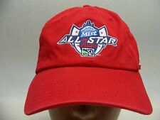 MLS 2006 ALL STAR GAME - ADIDAS - EMBROIDERED - ADJUSTABLE BALL CAP HAT!