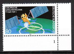 BRD 1986 Mi. Nr. 1290 Postfrisch Eckrand 4 Formnummer 1 TOP!!! (9925)