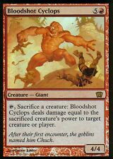Bloodshot Cyclops foil | ex | 8th | Magic mtg