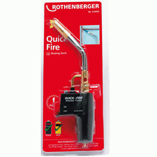ROTHENBERGER Quickfire (Quick-Fire) torcia di brasatura 3.5645E