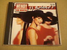 CD / WENDY VAN WANTEN - 13 BOLERO'S