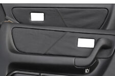 FITS NISSAN SKYLINE GTS GTR R33 93-98 2 X DOOR CARD TRIM COVERS