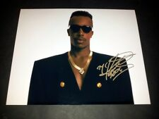 """MC HAMMER SIGNED 10""""X8"""" REPRO PHOTO PP HIP HOP RAP U CAN'T TOUCH THIS"""
