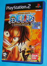 One Piece - Grand Battle - Sony Playstation 2 PS2 - PAL