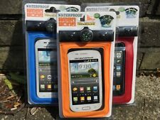 Floating Waterproof Phone Travel Document Dry Bag for iPhone 5 & 6 ANDRIOD Too