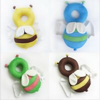 1p Baby Cute Pillow Head Protection Pad Toddler Headrest Baby Neck Wings Nursing