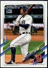 2021 Topps Series 2 Base #595 Jonathan Schoop - Detroit Tigers