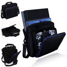 Schwarz Multifunktionale Reisetasche Tragetasche Für Sony PlayStation4 PS4