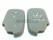 QUALITY SILICONE 3 BUTTON KEYLESS FOB PROTECTOR CASE LEXUS CT200h IS200 IS250 GS