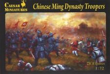 Caesar Miniatures 1/72 Chinese Ming Dynasty Troopers # 032