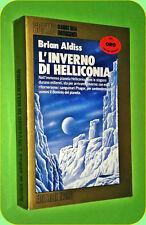 COSMO ORO N. 83 L'INVERNO DI HELLICONIA BRIAN ALDISS -ED. NORD 1987