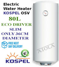 KOSPEL SLIM Water Heater Boiler Cylinder Tank 80L new 1500W