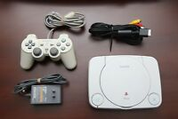 Playstation 1 PSone Console SCPH-100 Japan PS1 System US Seller please read