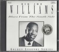 BIG JOE WILLIAMS / BLUES FROM THE SOUTH SIDE * NEW CD 1993 * NEU