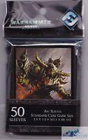 ORKS CARD SLEEVES DECK PROTECTORS WARHAMMER: 40,000 MTG