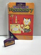 LeapFrog Leap 1 Richard Scarry's Best Word Book Ever Vocabulary Book & Cartridge