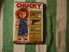Chucky - The Killer DVD Collection (DVD, 2006) John Lafina, 4 Features, 2 disc