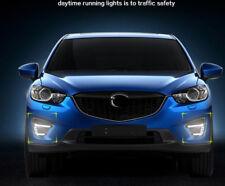 For MAZDA CX-5 12-16 LED Car Front Daytime Running Light DRL Fog Turn Lamp