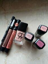 Kosmetikpaket Beautypaket Catrice neu Lippenstifte, Nagellack, flüssig Eyeshadow