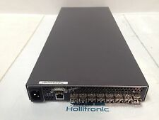 Qlogic SANbox2-8c SB2B-08A K 8 Port Fibre Switch W/ SFP Modules