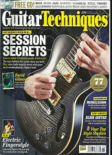 GUITAR TECHNIQUES MAGAZINE,     JUNE, 2017     NO. 270         FREE CD MISSING.