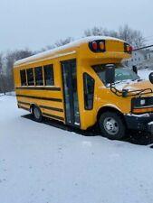 2012. 3500 Chevy Express 24 Passenger Bus
