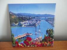 "BEAUTIFUL TILE WALL ART DANA POINT CA 6""X6""  VERY UNIQUE"