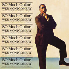 *NEW* CD Album Wes Montgomery - So Much Guitar (Mini LP Style Card Case)