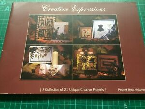 Creative Expressions Project Book vol 1