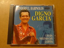 CD / DIGNO GARCIA: WONDERFUL HARPSOLOS (ARIOLA EXPRESS)