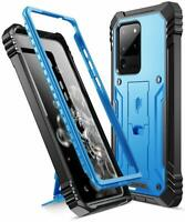 Poetic Shockproof For Galaxy S20 Ultra,Note 10,10 Plus Case,with Stand Cover