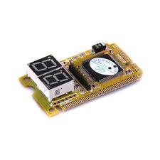 Diagnostic Post Card USB Mini PCI-E PCI LPC PC Analyzer Tester CT X2V0 S8L3 O5I7