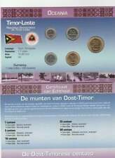 Muntset Kon.Ned.Munt Oceania UNC - Timor-Leste